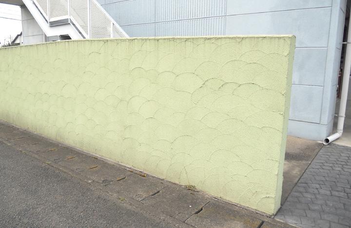 塀のオリジナルデザイン1
